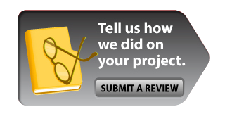 tell us how we did on your project