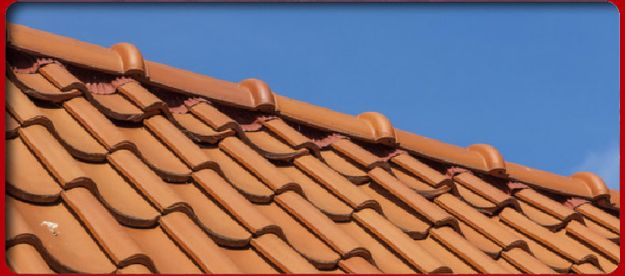 Tile roofing in Vancouver
